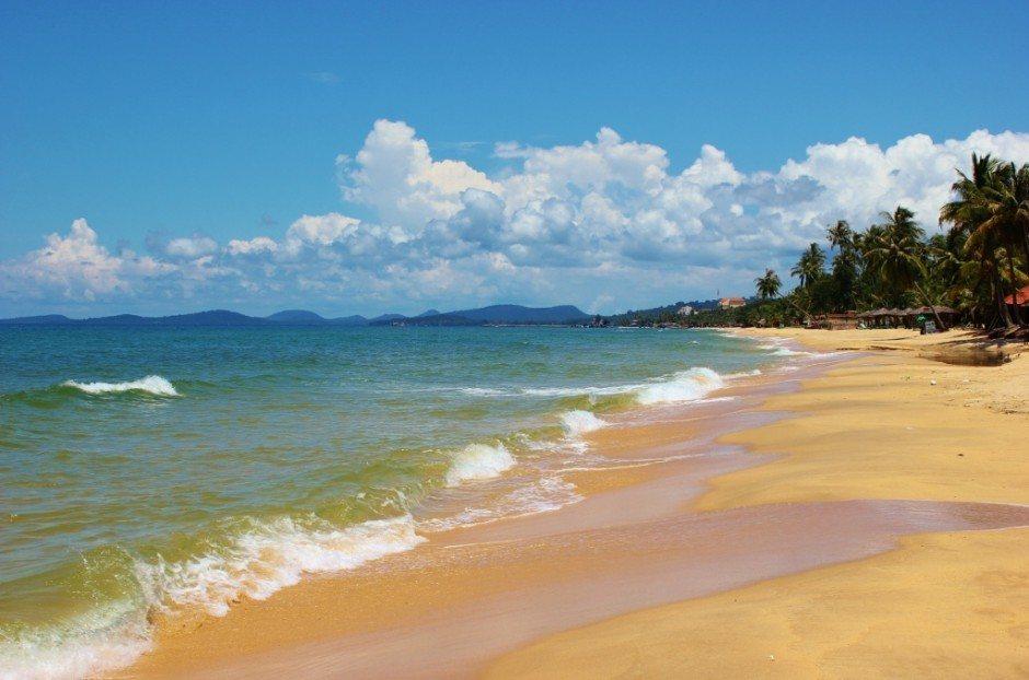 Phu Quoc Island, Vietnam beach
