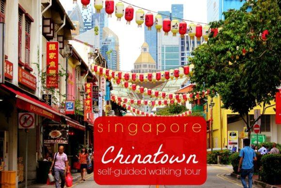 Singapore Chinatown Self-Guided Walking Tour JetSettingFools.com
