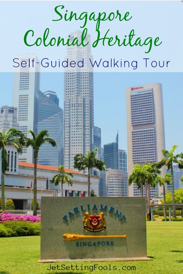 Singapore Downtown Walking Tour by JetSettingFools.com