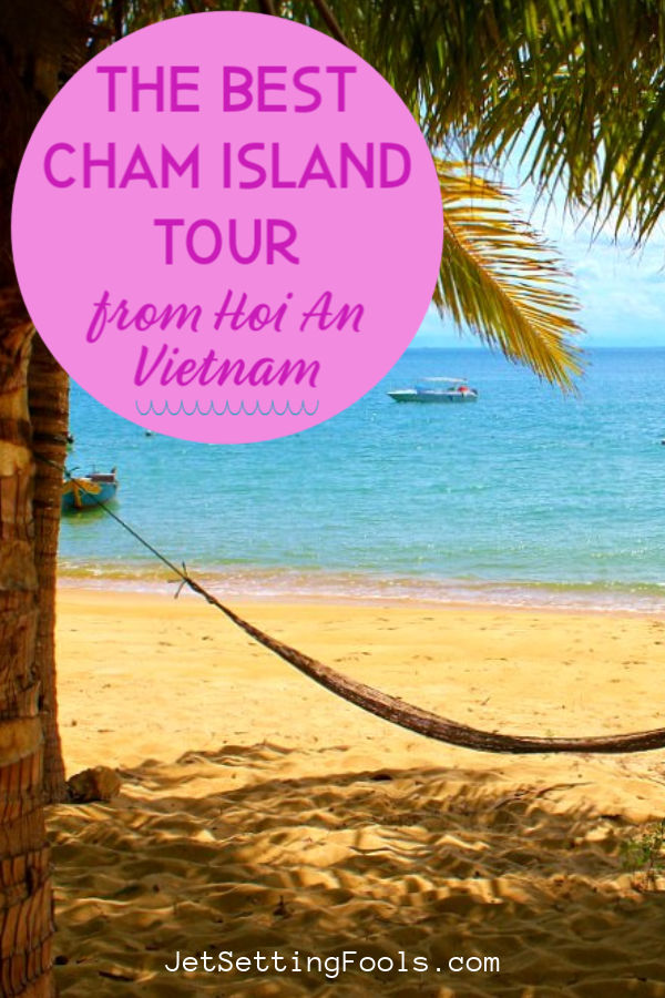 The Best Cham Island Tour from Hoi An, Vietnam by JetSettingFools.com