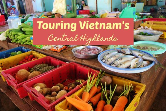 Touring Vietnam's Central Highlands by JetSettingFools.com