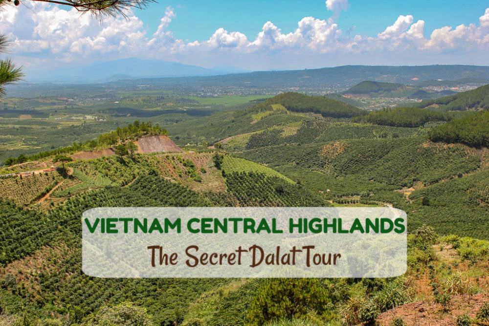 Vietnam Central Highlands Dalat Tour by JetSettingFools.com