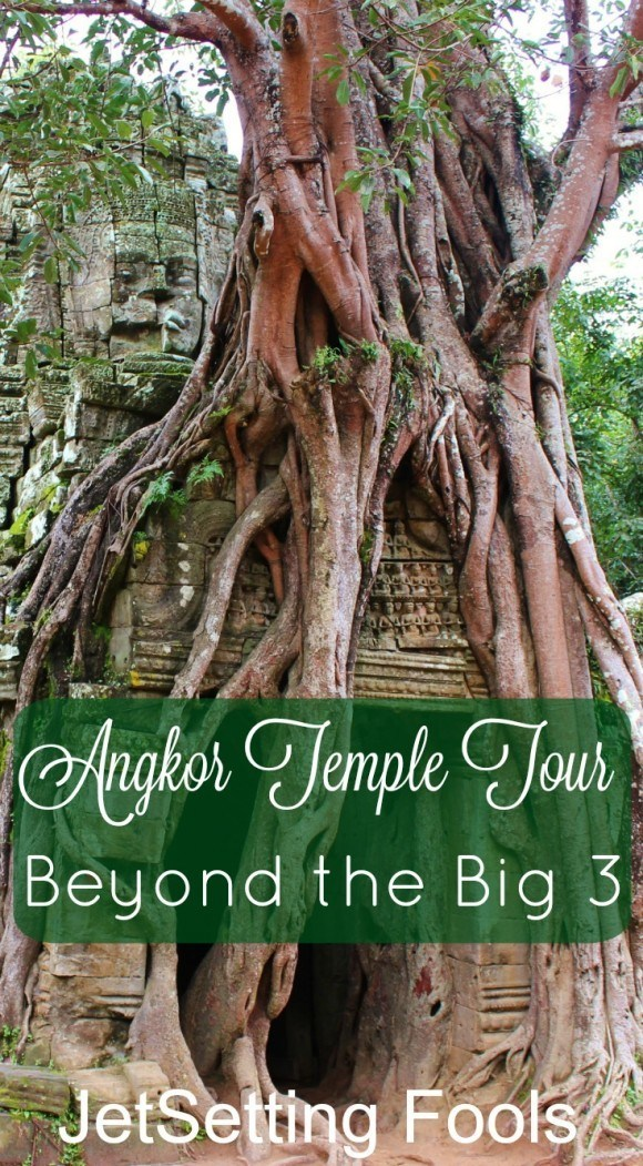 Angkor Temple Tour Beyond the Big 3 JetSetting Fools