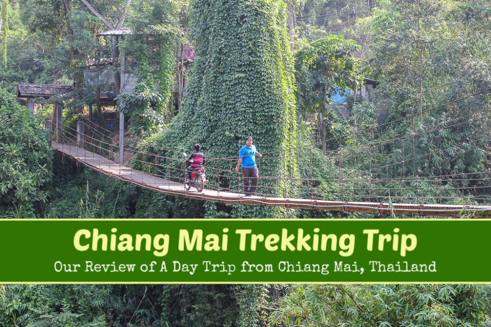 Chiang Mai Trekking Trip: Our Review of A Day Trip from Chiang Mai, Thailand by JetSettingFools.com