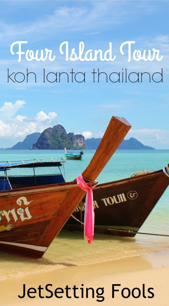 Four Island Tour from Koh Lanta Thailand JetSetting Fools