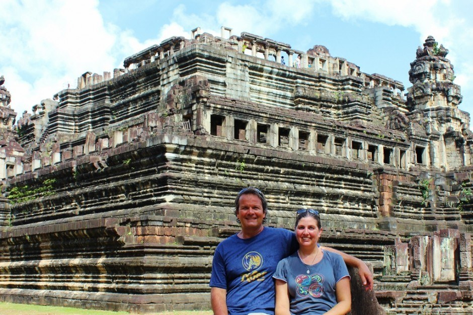Visiting the Temples of Angkor: Baphuon