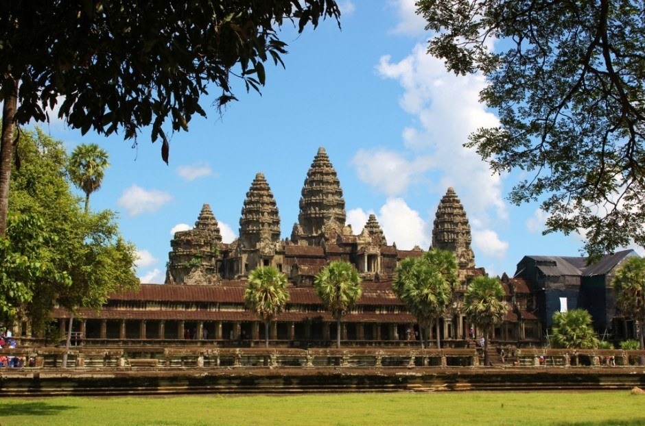 Southeast Asia Travel Budget: Entertainment, Angkor Wat