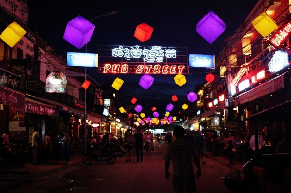 Visit Siem Reap Pub Street JetSetting Fools