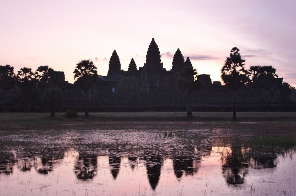 Angkor Wat at Sunrise JetSetting Fools
