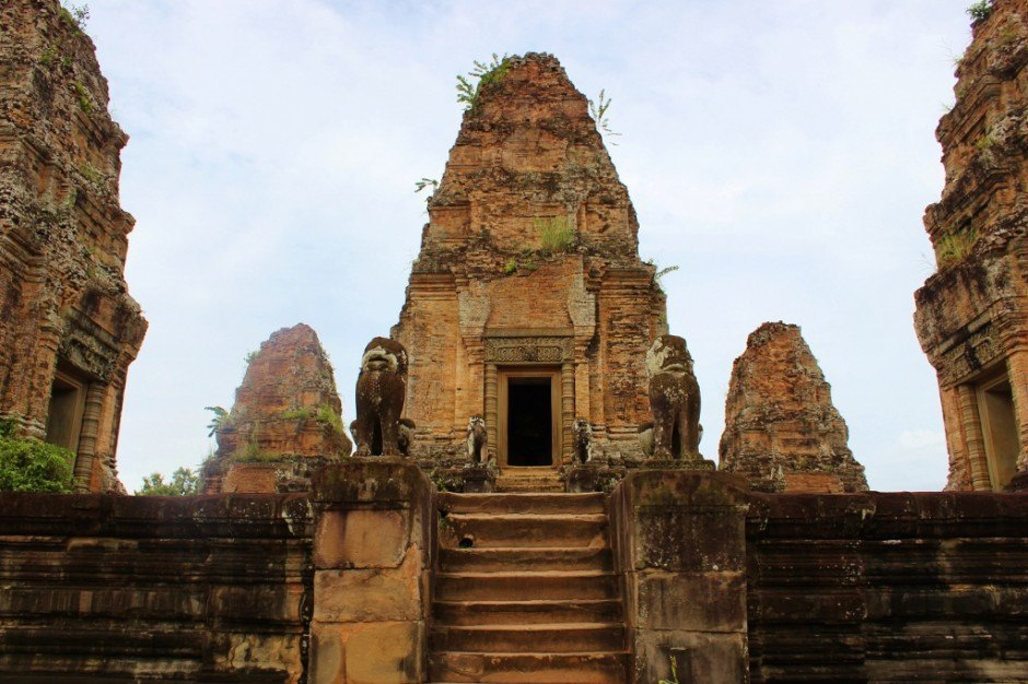 Angkor Temple Tour: Eastern Mebon