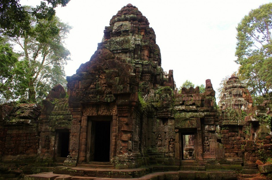 Angkor Temple Tour: Ta Som
