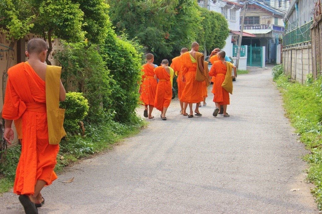 Buddhism in Chiang Mai Thailand JetSetting Fools
