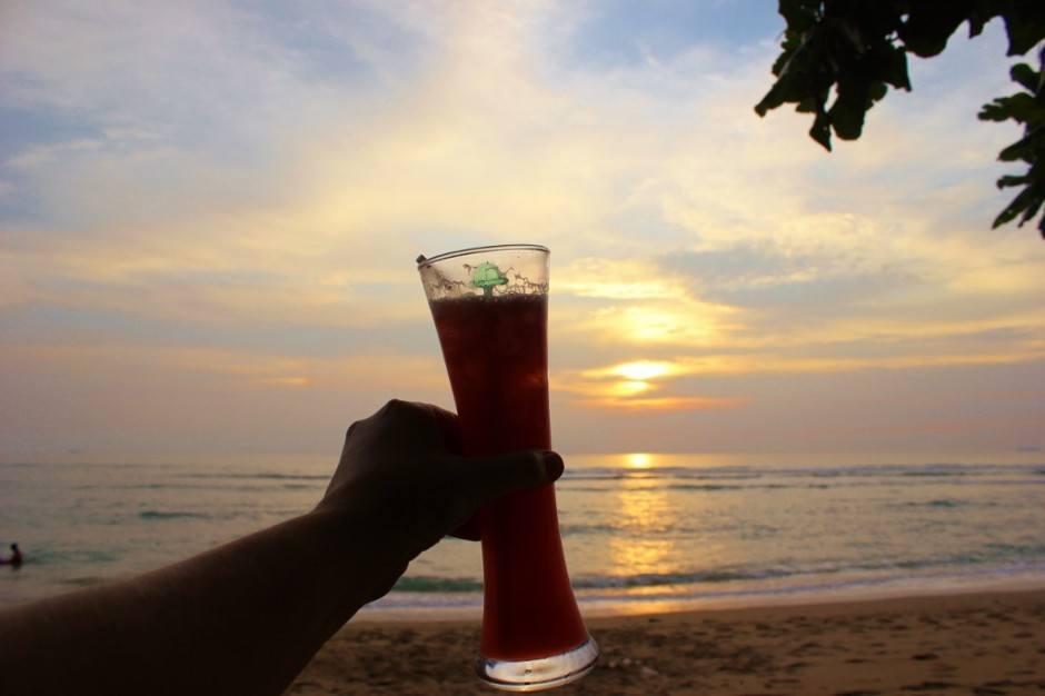 Visit Koh Lanta in low season - sunset - Klong Khong Beach