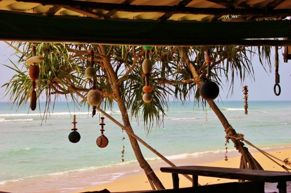 Life on Koh Lanta: Klong Khong Beach bar