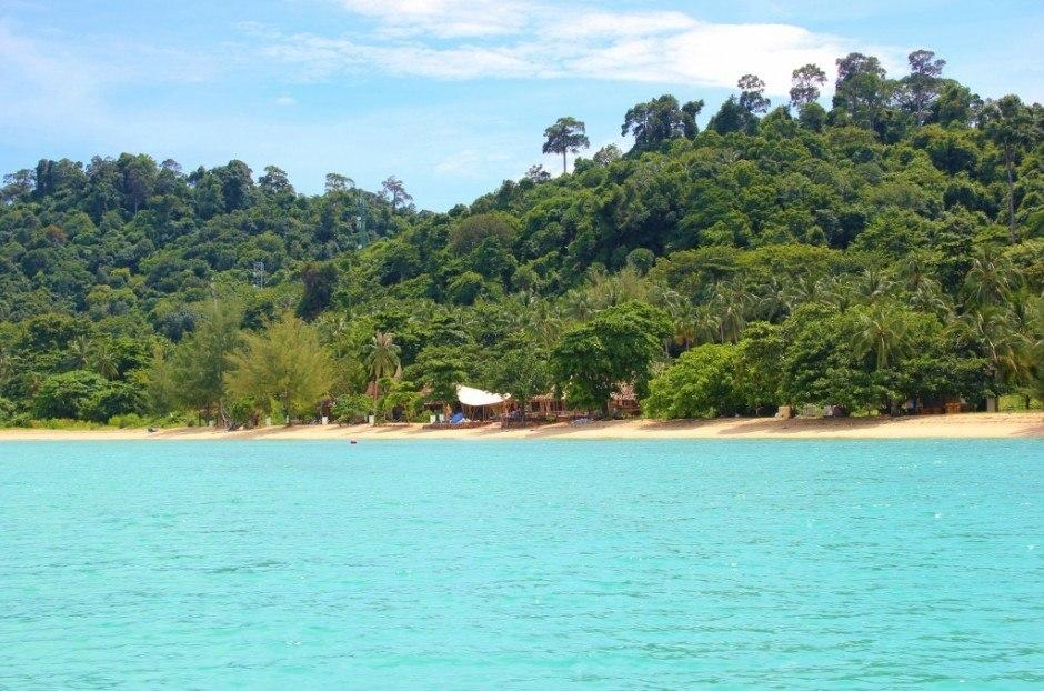 Four Island Tour from Koh Lanta: Koh Ngai