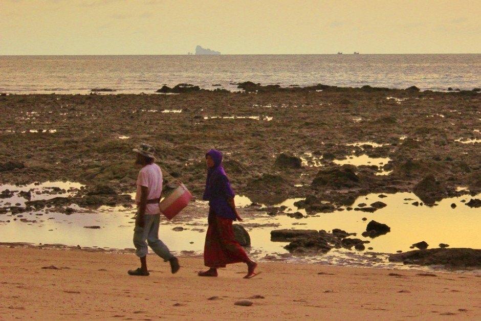 Daily life on Koh Lanta: The main religion is Islam