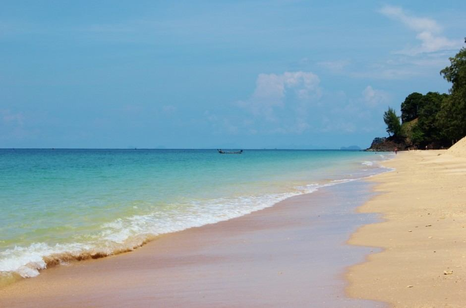 Long Beach, Koh Lanta, Thailand