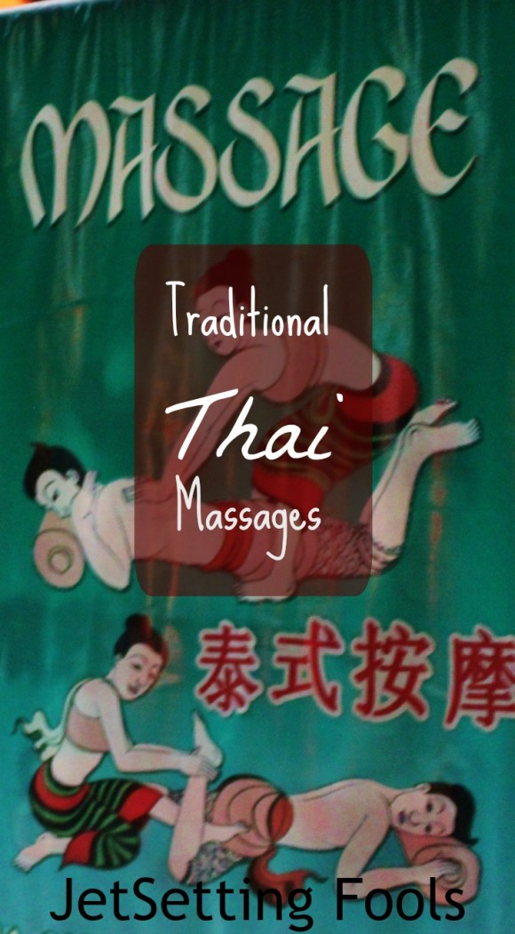 Traditional Thai Massages JetSetting Fools