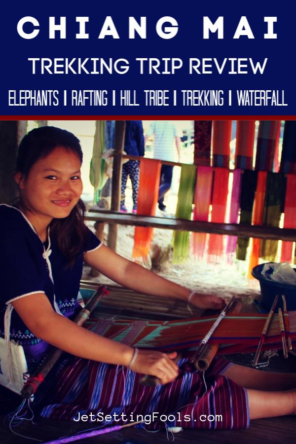 Trekking Trip Chiang Mai, Thailand by JetSettingFools.com