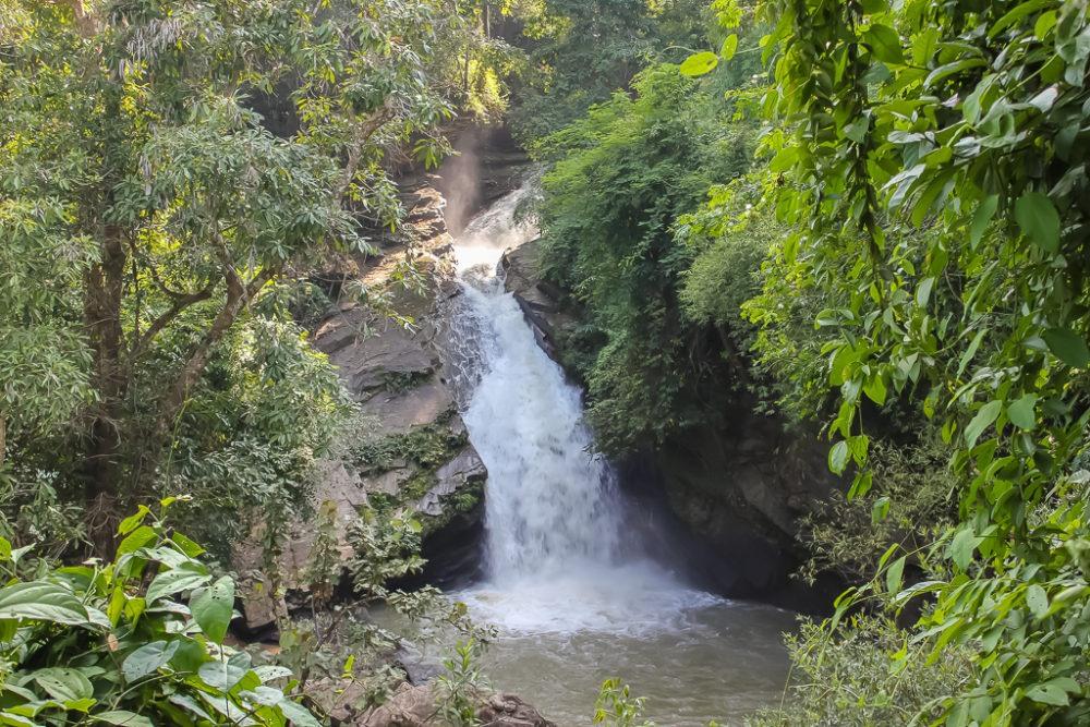 Waterfall near Chiang Mai, Thailand