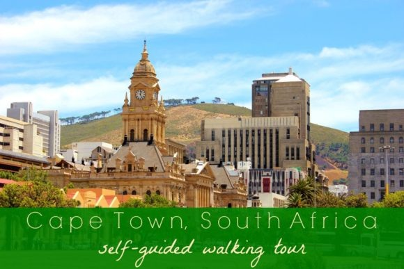 Cape Town Self-Guided Walking Tour South Africa JetSettingFools.com