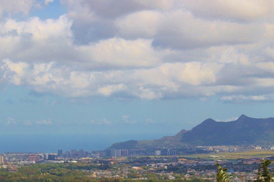 Southwest Mauritius Tour: View from Trou aux Cerfs to Port Louis