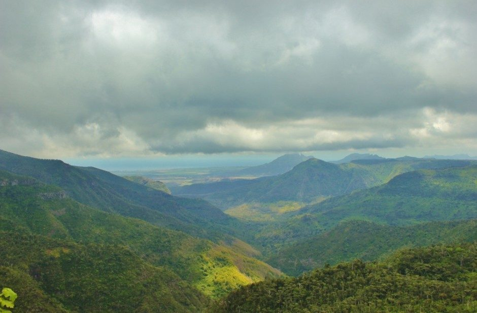 Southwest Mauritius Nature Tour: Black River Gorges Lookout Point