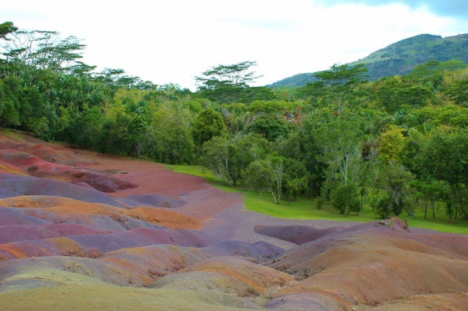 Southwest Mauritius Nature Tour: The 7 Colored Earth