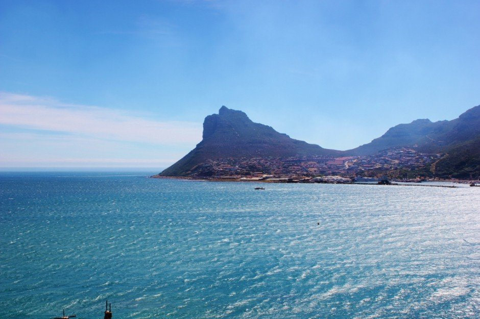 Cape Town Beaches: Hout Bay from Chapman Peak Drive