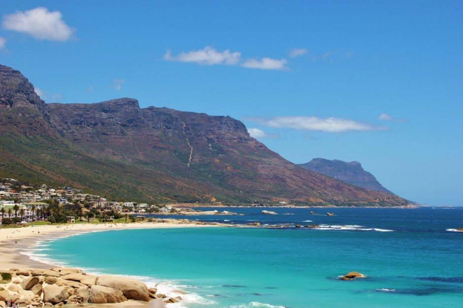 Cape Town Beaches: Camps Bay