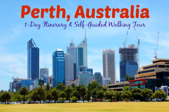 Perth Self-Guided Walking Tour A One-Day Itinerary JetSettingFools.com