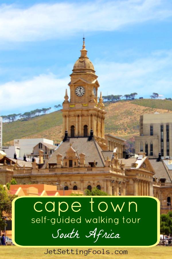 Cape Town Walking Tour by JetSettingFools.com