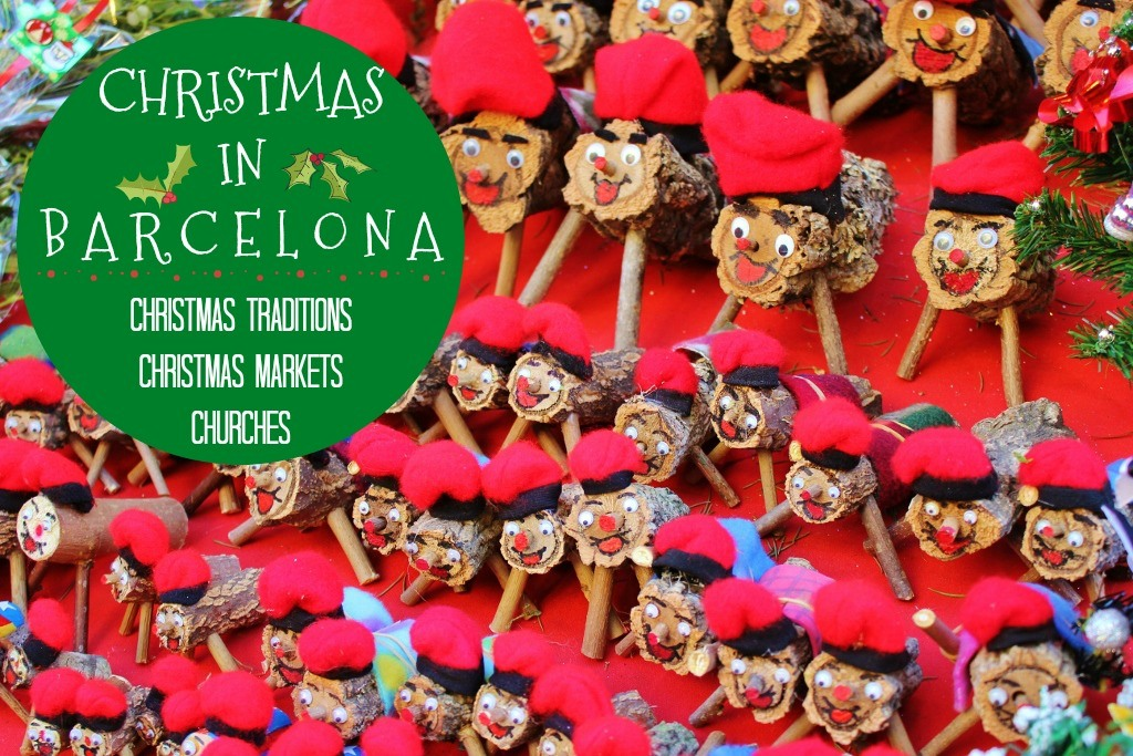 Christmas Traditions.Christmas In Barcelona Churches Markets Traditions