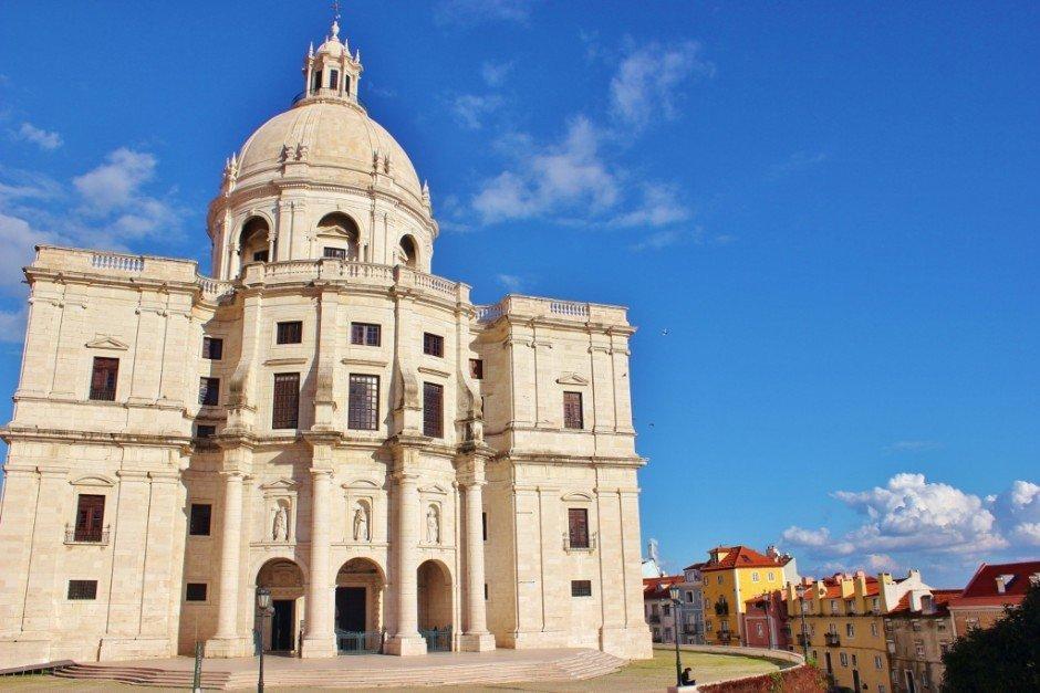 National Pantheon LIsbon Portugal JetSetting Fools