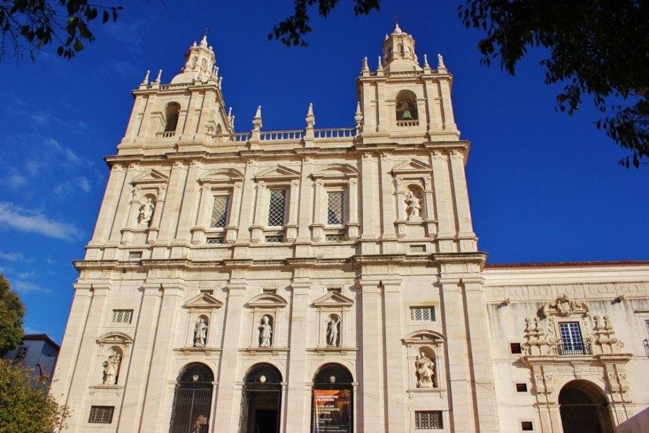 Churches in Lisbon, Portugal #10: Sao Vicente de Fora