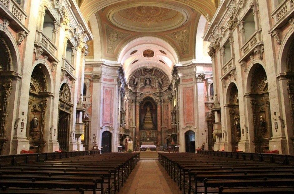 Churches in Lisbon, Portugal #9: Igreja da Graca