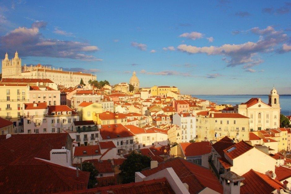 Scenic Viewpoints in Lisbon #2: Miradouro das Portas do Sol