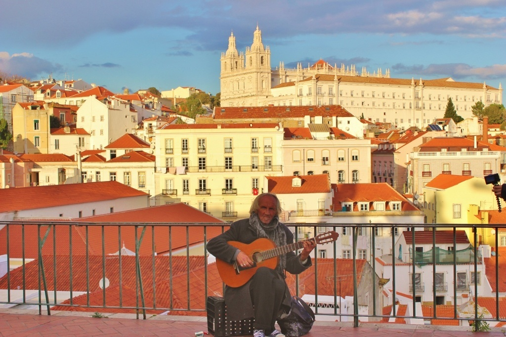 Visiting Lisbon Portugal for the second time