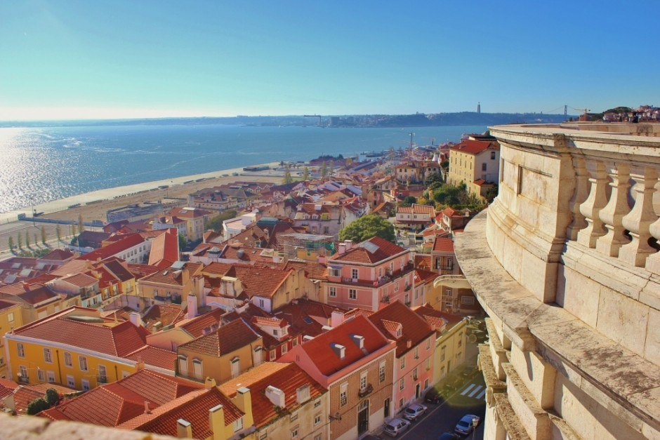 Scenic Viewpoints in Lisbon #10: National Pantheon