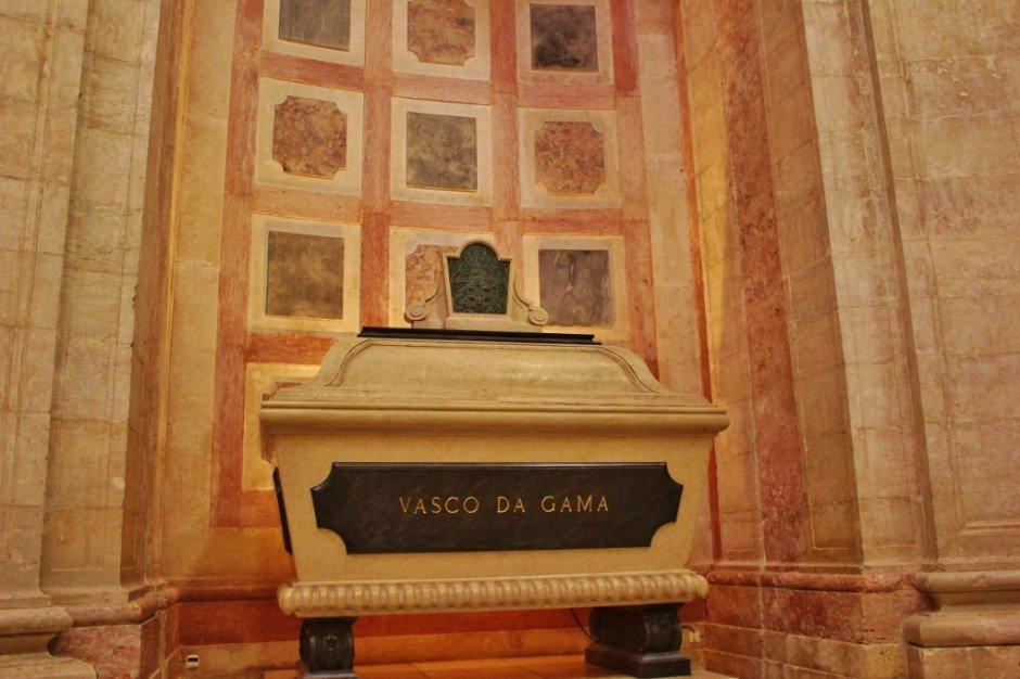 Lisbon's National Pantheon: Cenotaph of Vasco da Gama