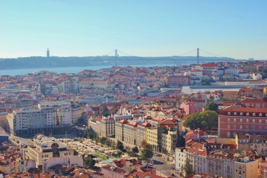 Scenic Viewpoints in Lisbon #3: Miradouro da Nossa Senhora do Monte