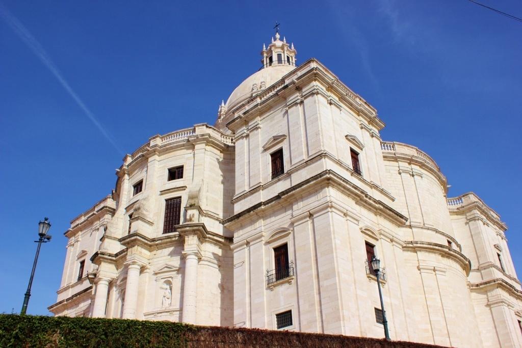 Lisbon's National Pantheon