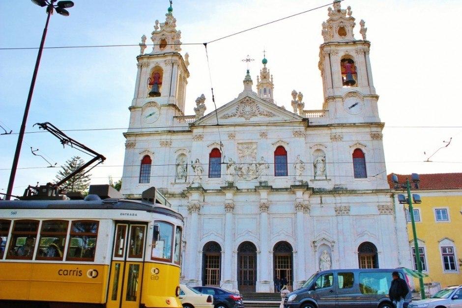 Churches in Lisbon, Portugal #1: Basilica da Estrela