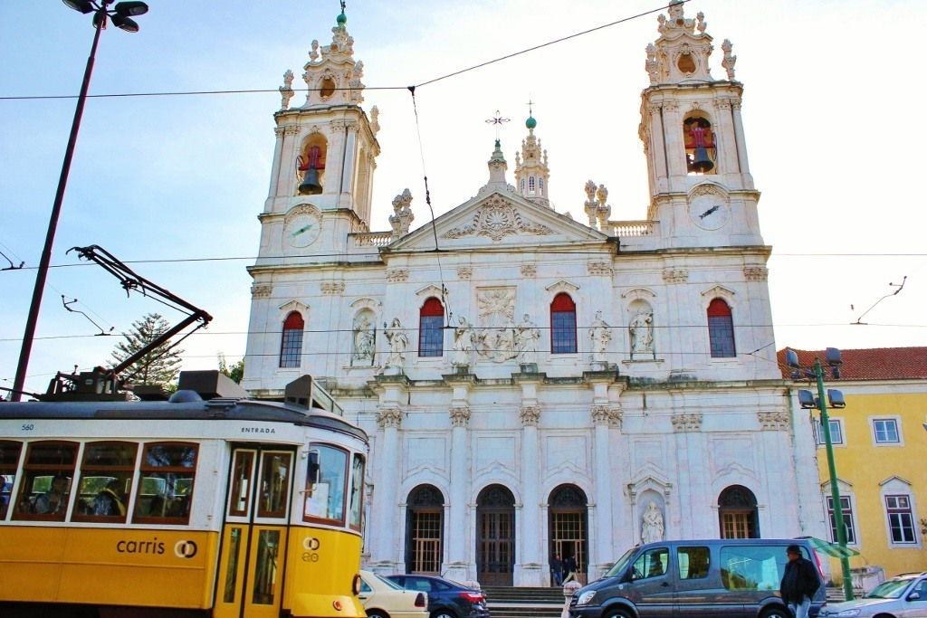 churches in lisbon a photo essay jetsetting fools churches in lisbon 1 basilica da estrela