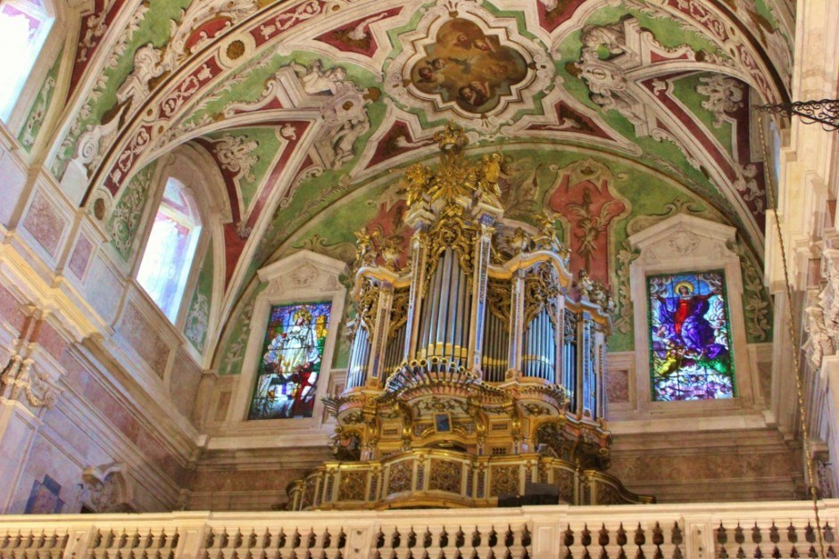Churches in Lisbon, Portugal #4: Basilica dos Martires