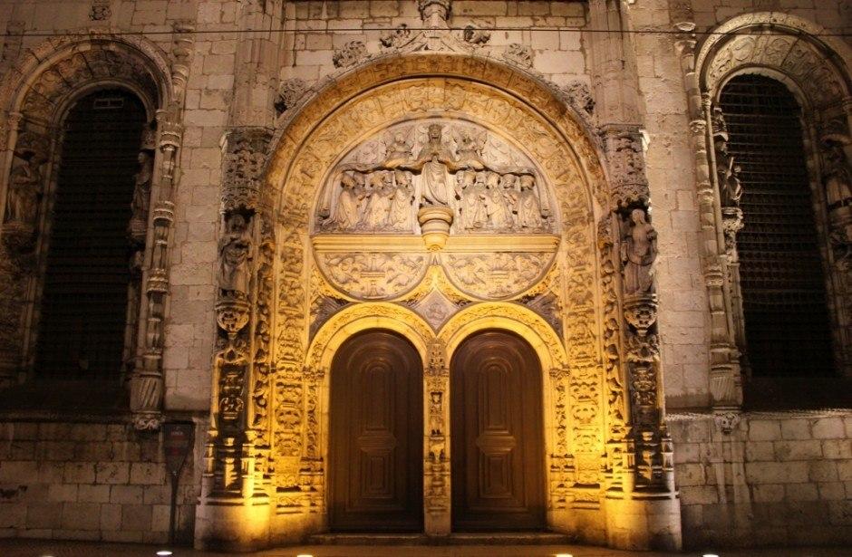 Churches in Lisbon, Portugal #6: Church of Nossa Senhora da Conceicao Velha