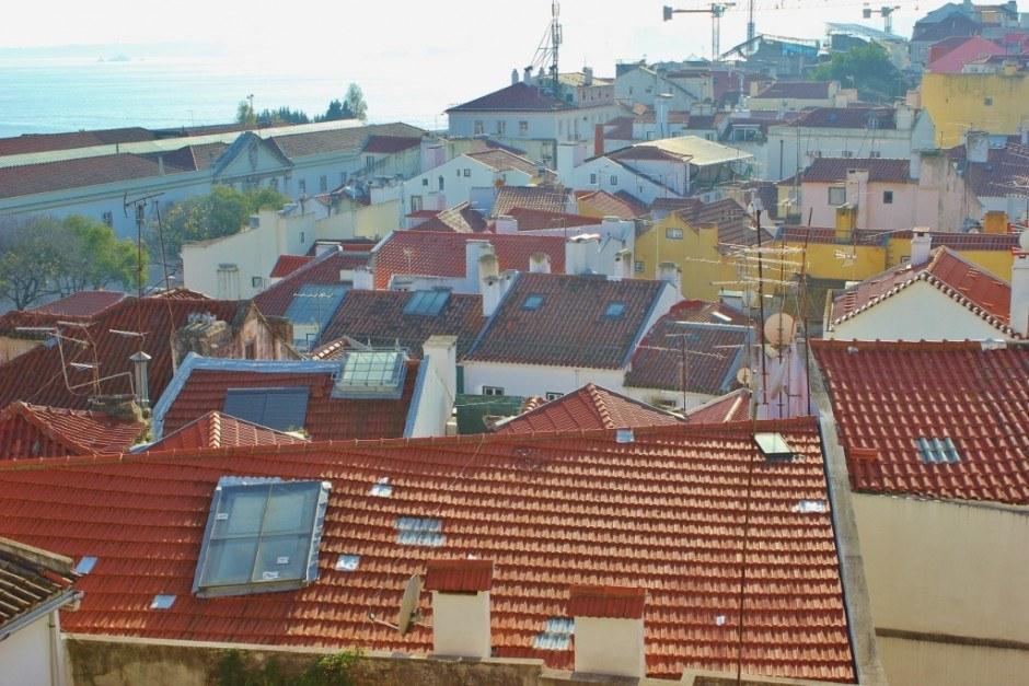 Scenic Viewpoints in Lisbon #5: Miradouro de Santa Estevao