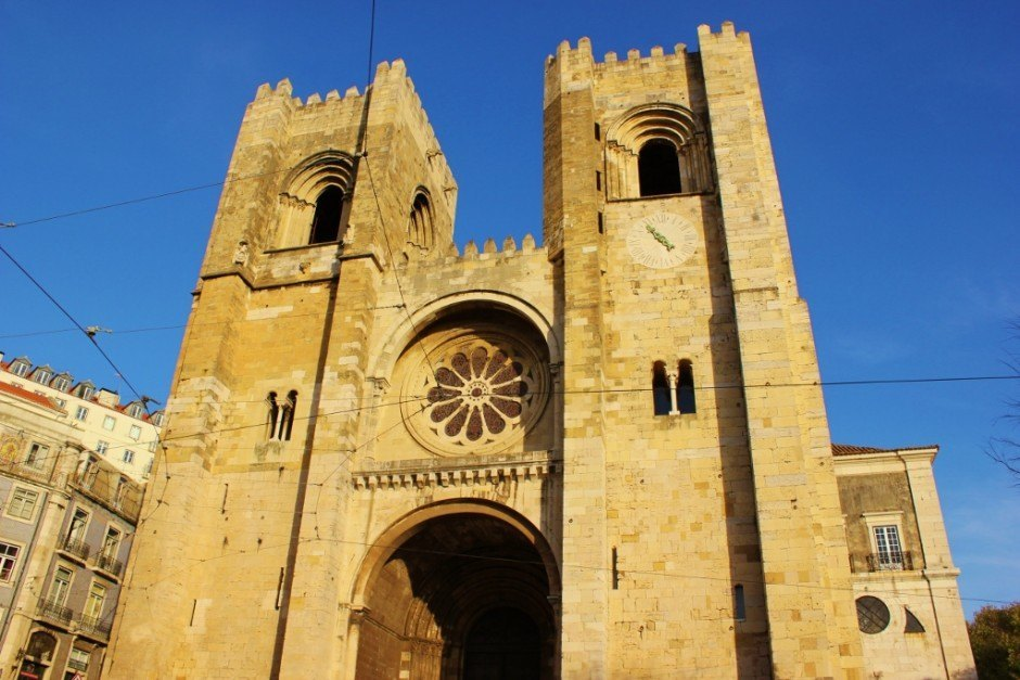 10 Churches In Lisbon Portugal A Photo Essay