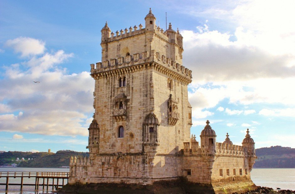 One day in Belem itinerary: Torre de Belem