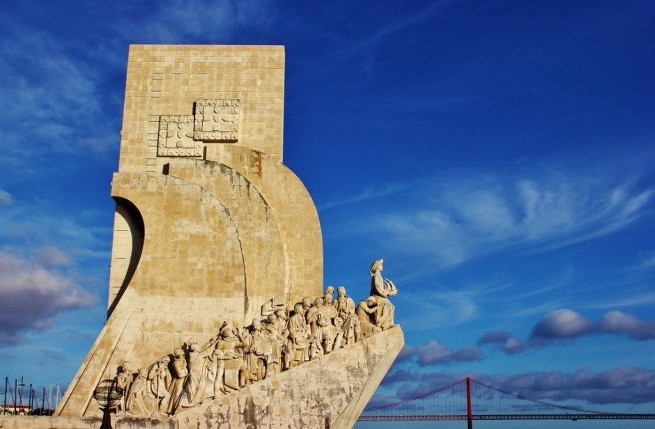 One day in Belem itinerary: Padrao dos Descobrimentos